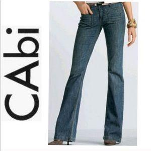 Cabi Farrah Flared Jeans size 12